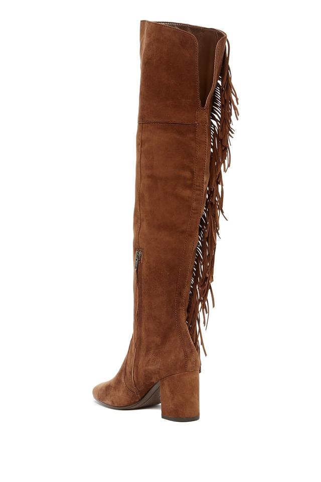 Frye Brown Over-the-knee Jodi Fringe Over-the-knee Brown Boots/Booties 1b26e0