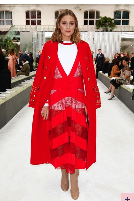 RED Maxi Dress by Valentino Runway Spring/Summer 2018 New Condition Image 1