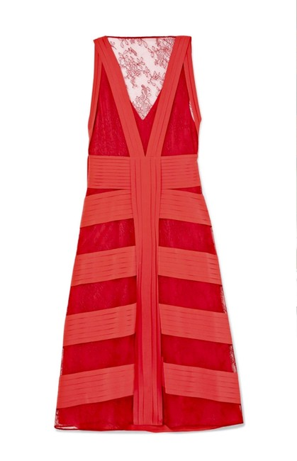 RED Maxi Dress by Valentino Runway Spring/Summer 2018 New Condition Image 3