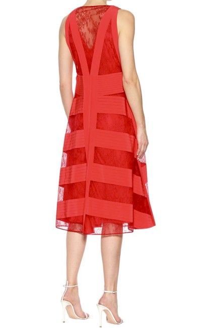 RED Maxi Dress by Valentino Runway Spring/Summer 2018 New Condition Image 4