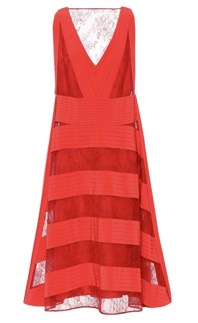 RED Maxi Dress by Valentino Runway Spring/Summer 2018 New Condition Image 5