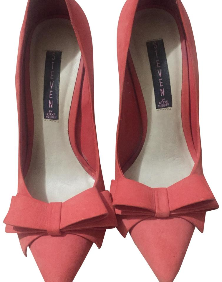 bbd9a82b286 Steven by Steve Madden Coral Ravesh Pumps. Size  US 7.5 Regular (M ...