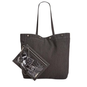 Steve Madden Tote in charcoal