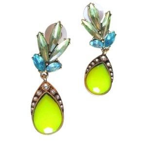 Other Citron Summer Dangle Earrings