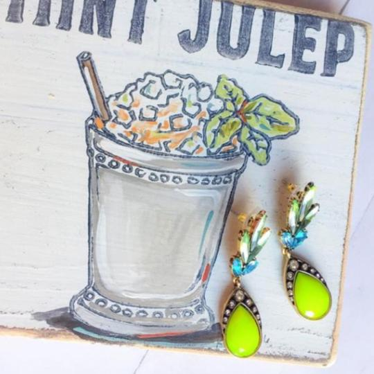 Other Citron Summer Dangle Earrings Image 1