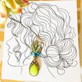 Other Citron Summer Dangle Earrings Image 2
