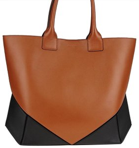 Givenchy Satchel in Black and Cognac