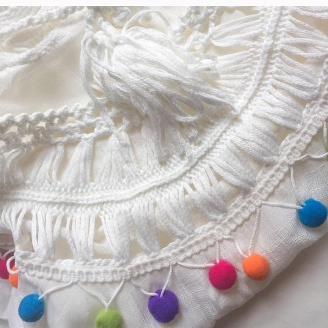 Other Pom Pom Crocheted Coverup Image 6