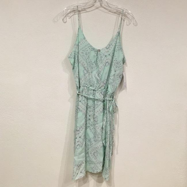 Lucy Love short dress Green, Blue on Tradesy Image 1