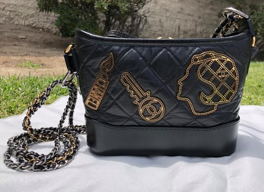 Chanel Holiday Gift Chic Fashionable Unique Cross Body Bag Image 1
