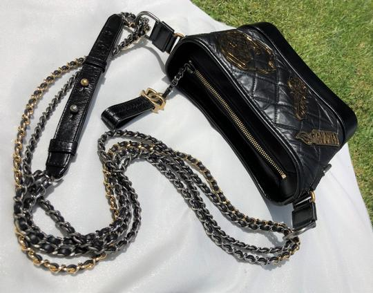 Chanel Holiday Gift Chic Fashionable Unique Cross Body Bag Image 5