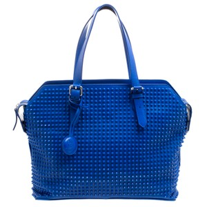 Christian Louboutin Satchel in Blue