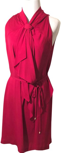 Preload https://img-static.tradesy.com/item/23442926/diane-von-furstenberg-pinky-red-mid-length-short-casual-dress-size-2-xs-0-1-650-650.jpg
