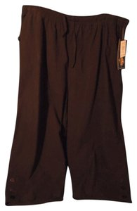 Jane Ashley Woman Capris black
