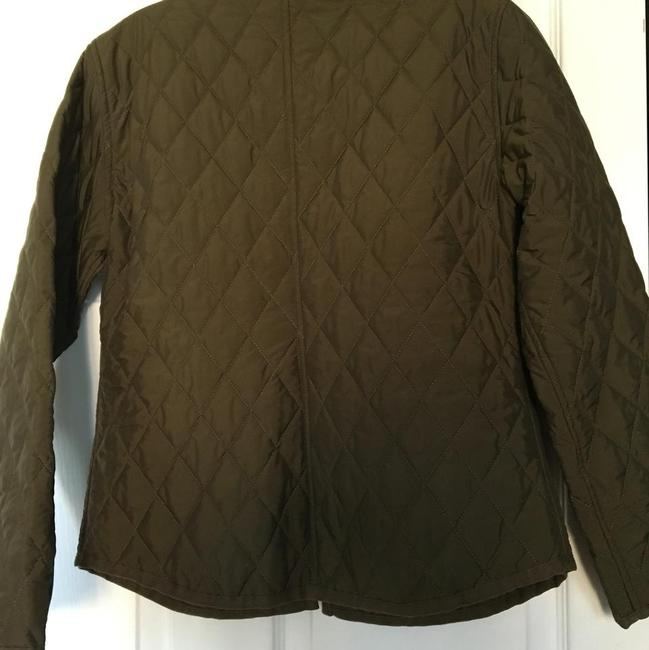max mara weekend Olive Green Jacket Image 1