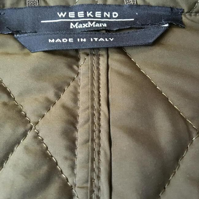 max mara weekend Olive Green Jacket Image 2