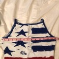 Angelica-Val Top red white and blue Image 3
