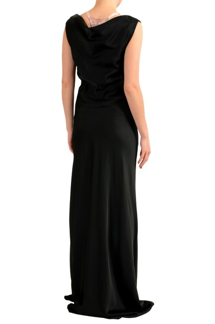 Black Maxi Dress by Maison Martin Margiela Image 1