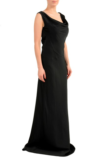 Black Maxi Dress by Maison Martin Margiela Image 2