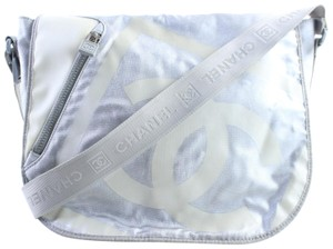Chanel Messenger Flap Laptop Daniel Cross Body Bag
