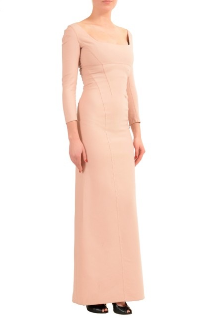 Peach Pink Maxi Dress by Dsquared2 Image 1
