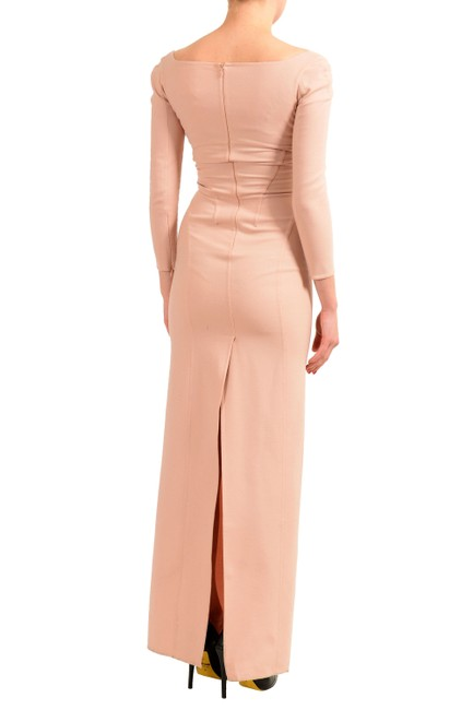 Peach Pink Maxi Dress by Dsquared2 Image 2