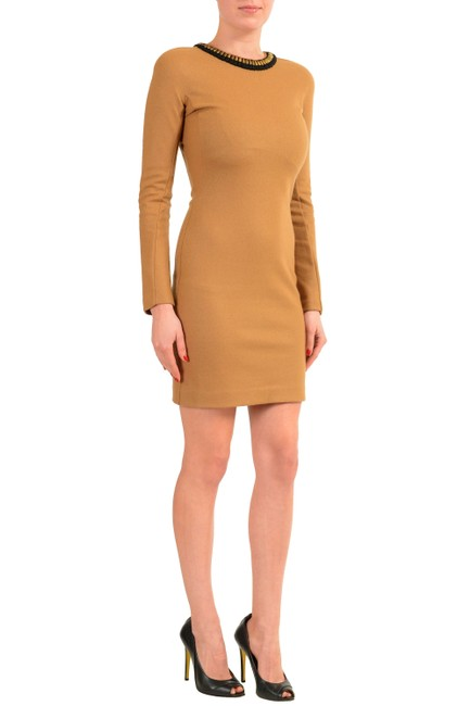 Dsquared2 short dress Brown on Tradesy Image 1