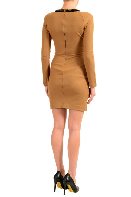 Dsquared2 short dress Brown on Tradesy Image 2