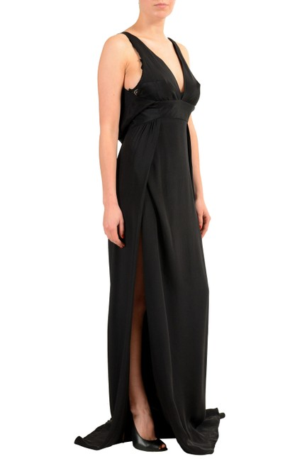 Black Maxi Dress by Dsquared2 Image 2
