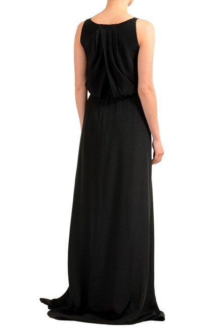 Black Maxi Dress by Dsquared2 Image 3
