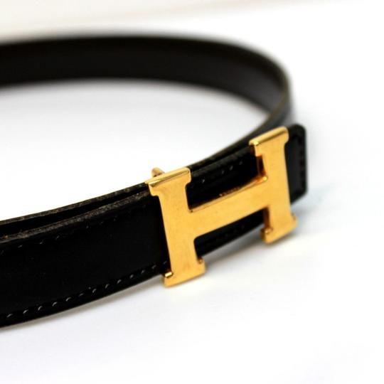 Hermès 18mm Reversible H Logo Belt Kit 228582 Image 1