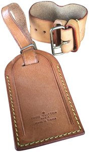 Louis Vuitton Luggage tag. ID TAG LOUIS VUTTION