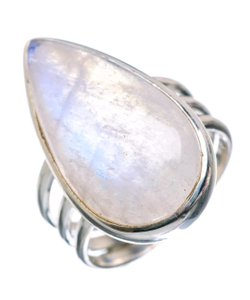 & Other Stories Sterling silver Moonstone ring