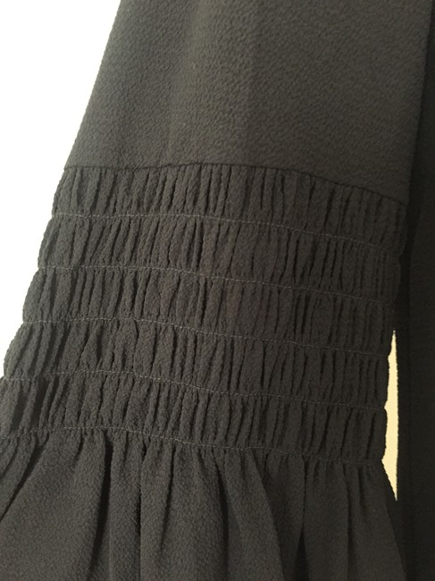 Michael Kors Night Out Date Night Top Black Image 3