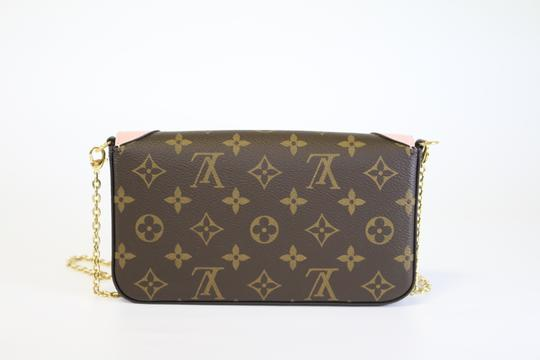 Louis Vuitton Felicie Dog Valentine Collection Dog Lv Dog Cross Body Bag Image 4