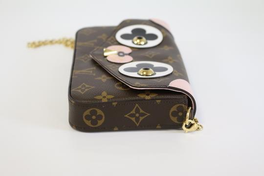 Louis Vuitton Felicie Dog Valentine Collection Dog Lv Dog Cross Body Bag Image 5