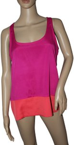 Love Ady Top Pink and Orange