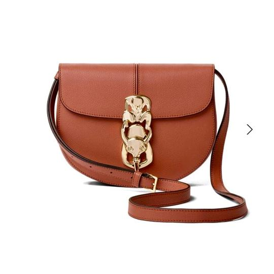 Preload https://img-static.tradesy.com/item/23444406/loewe-lapin-rust-calfskin-leather-cross-body-bag-0-1-540-540.jpg