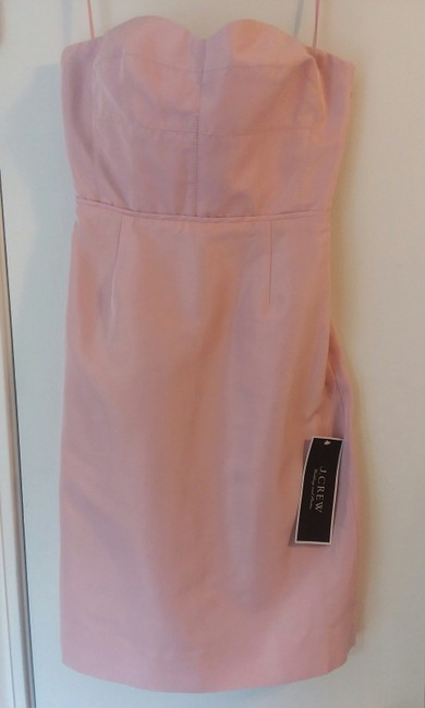 Item - Lavender Dust Cotton / Viscose Rory Strapless In Classic Faille B7677 Modern Bridesmaid/Mob Dress Size 00 (XXS)