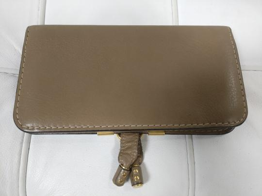 Chloé Brown Clutch Image 1