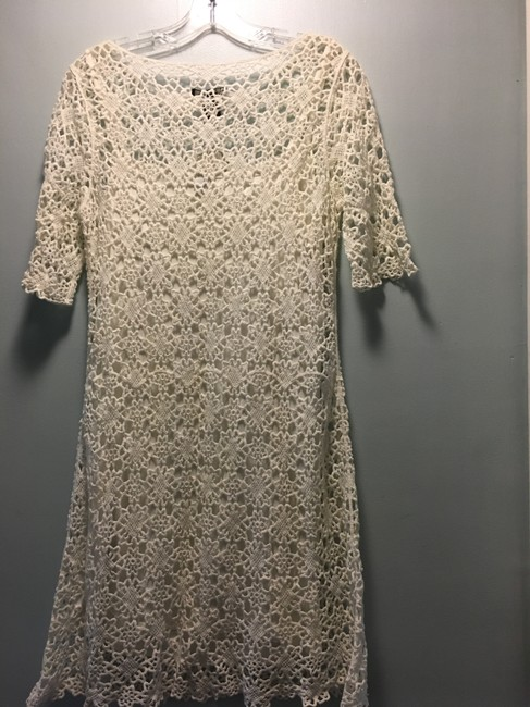 Ralph Lauren short dress White Lace Summer on Tradesy Image 1