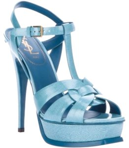 Saint Laurent Azure Platforms