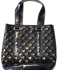 Marc by Marc Jacobs Faux Leather Tote in Black