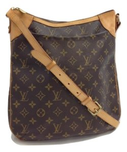 Louis Vuitton Odeom Odeon Monogram Canvas Cross Body Bag