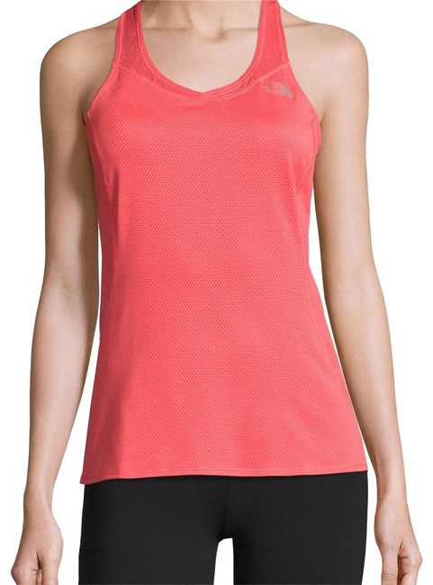 Item - Cayenne Red Runagade Tank Activewear Top Size 4 (S)