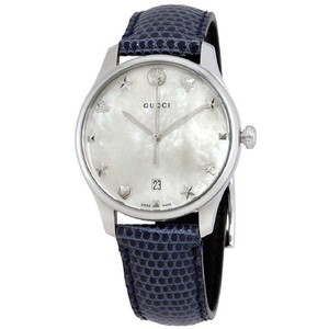 f4ec4311b07 Silver Gucci Watches - Up to 70% off at Tradesy (Page 4)