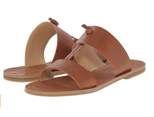 Lucky Brand Brown Leather (Magma) Sandals