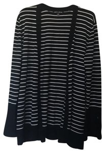 Cable & Gauge black and white Jacket
