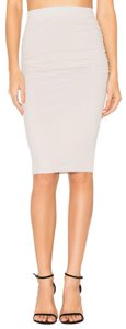 James Perse Skirt Talc