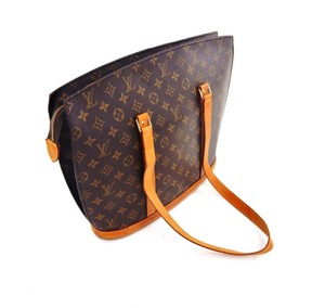 Louis Vuitton Monogram Babylon France Neverfull Shoulder Bag